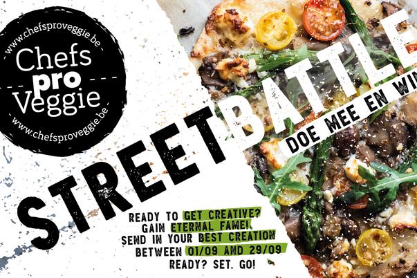 Streetfood Battle Header