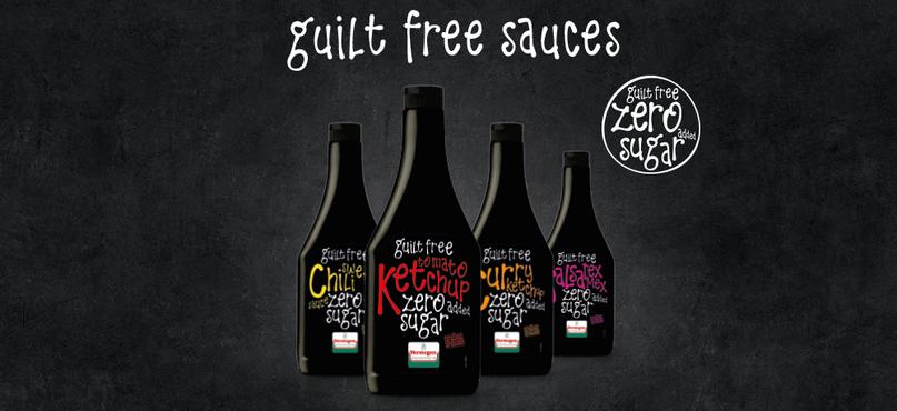 Guiltfree Sauzen