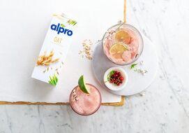 Alpro Haver En Veenbessen Mocktail