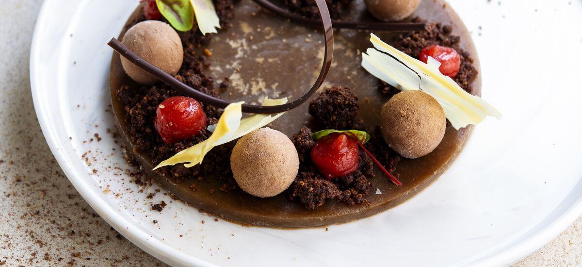 Cpv Ter Groene Poorte Chocoladedessert