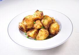Gebakken Ras El Hanout Aardappelen 1