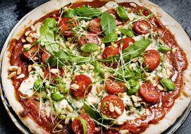Cob 6333 Pizza Humus