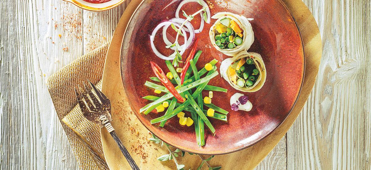 Quesadilla De Verduras