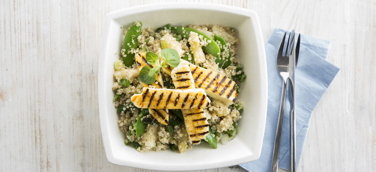 Quinoa Salade Met Asperges 2