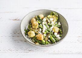 Cpv Veggie Tots Lente Salade