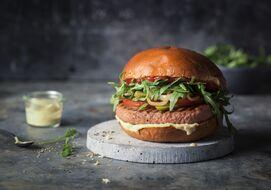 Greenway Classic Burger 142