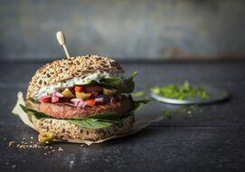 Greenway Tel Aviv Burger 128