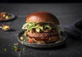 Greenway Texas Bbq Burger 099
